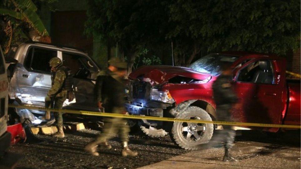 Μεξικό: Δέκα νεκροί σε ενέδρα κατά ανδρών της χωροφυλακής