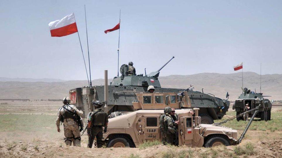 Πολωνία: Αθωώθηκαν στρατιώτες για εγκλήματα πολέμου στο Αφγανιστάν