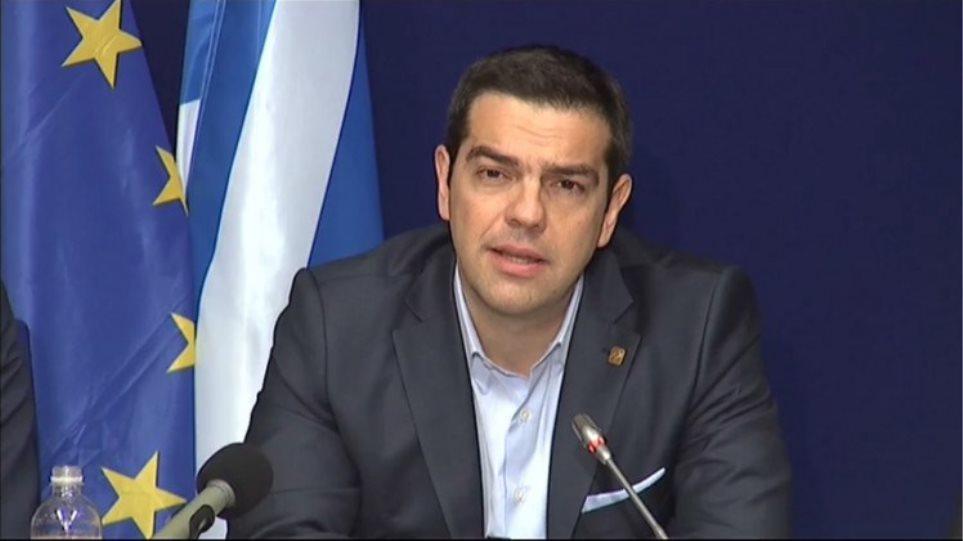 Τσίπρας: Μπορούμε να συγκεντρώσουμε 800 εκατ. ευρώ φέτος από τη φοροδιαφυγή