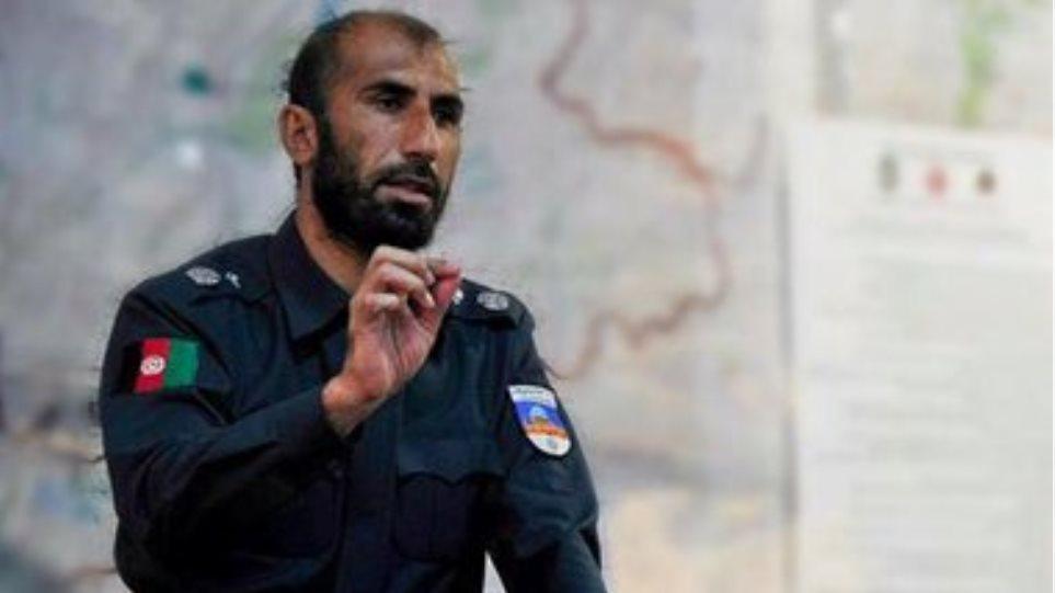 Αφγανιστάν: Νεκρός αστυνομικός διευθυντής από επίθεση καμικάζι