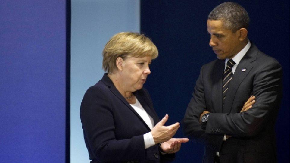 Το παρασκήνιο του τηλεφωνήματος Ομπάμα σε Μέρκελ για την Ελλάδα
