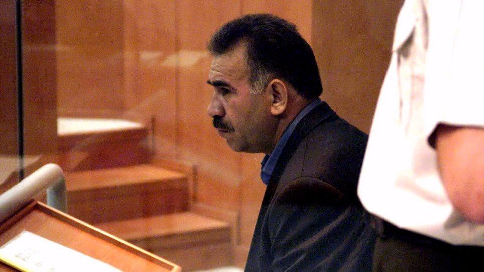Έκκληση Οτσαλάν για τερματισμό του ένοπλου αγώνα του ΡΚΚ
