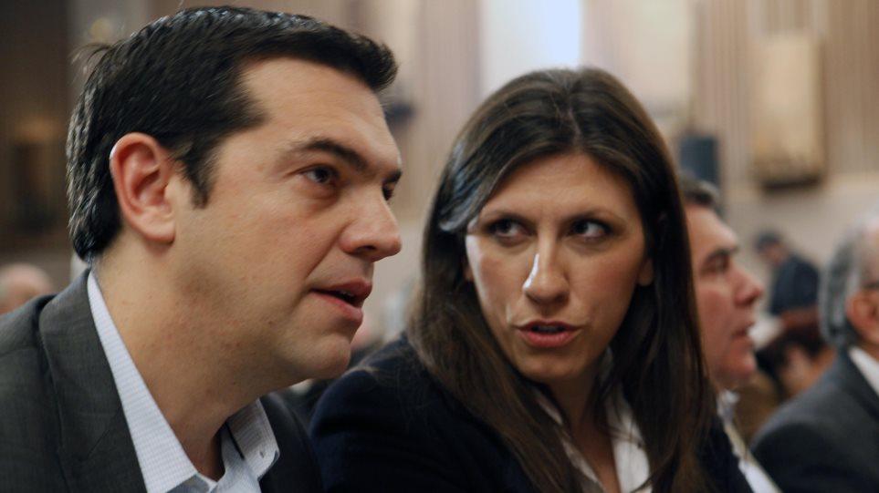 Συνάντηση με τον πρωθυπουργό έχει η Ζωή Κωνσταντοπούλου