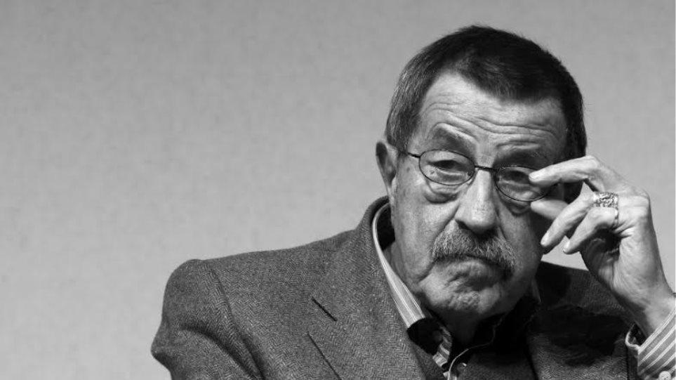 Πέθανε ο Γερμανός νομπελίστας συγγραφέας Γκύντερ Γκρας σε ηλικία 87 ετών