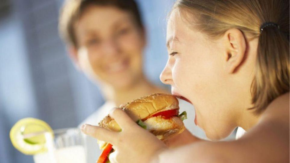 Από την οικογένεια ξεκινά η αντιμετώπιση της παιδικής παχυσαρκίας