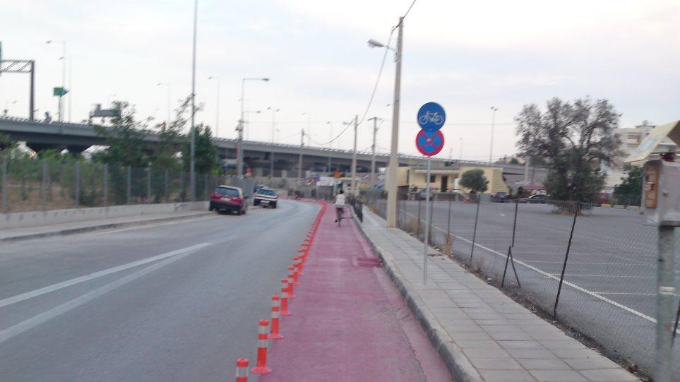 Έρχεται η «Αττική Οδός του ποδηλάτου» που θα διασχίζει όλη την Αττική