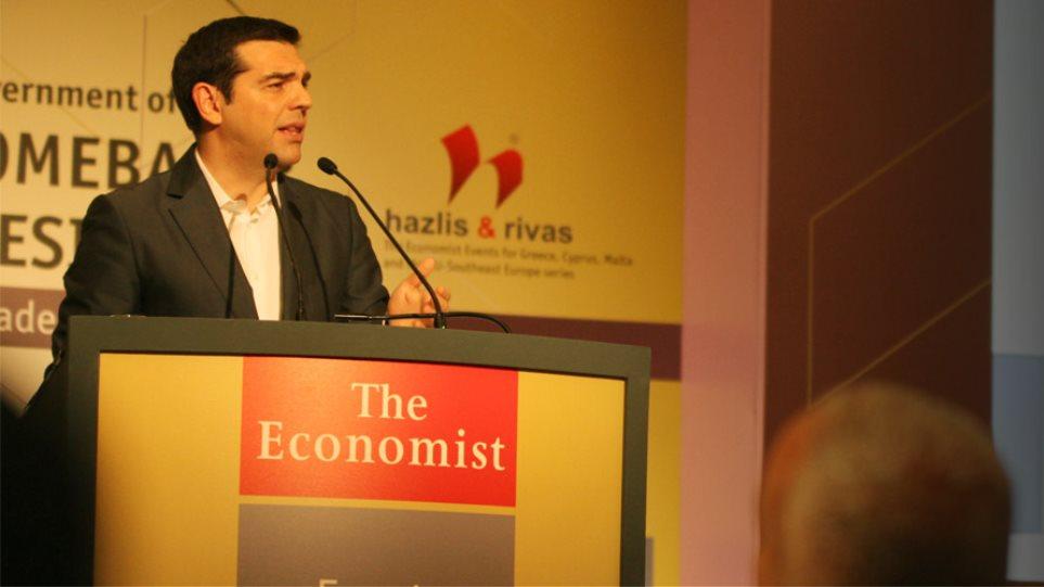 Τσίπρας: «Όχι» νέες περικοπές, «ναι» σε αναδιάρθρωση του χρέους