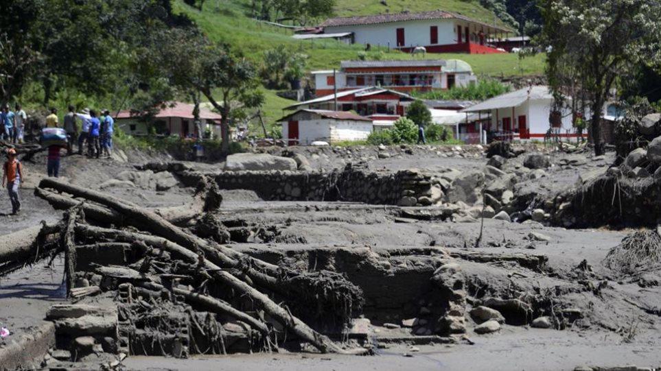 Κολομβία: Τους 92 έφτασαν οι νεκροί από κατολίσθηση στην κωμόπολη Σάλγκαρ