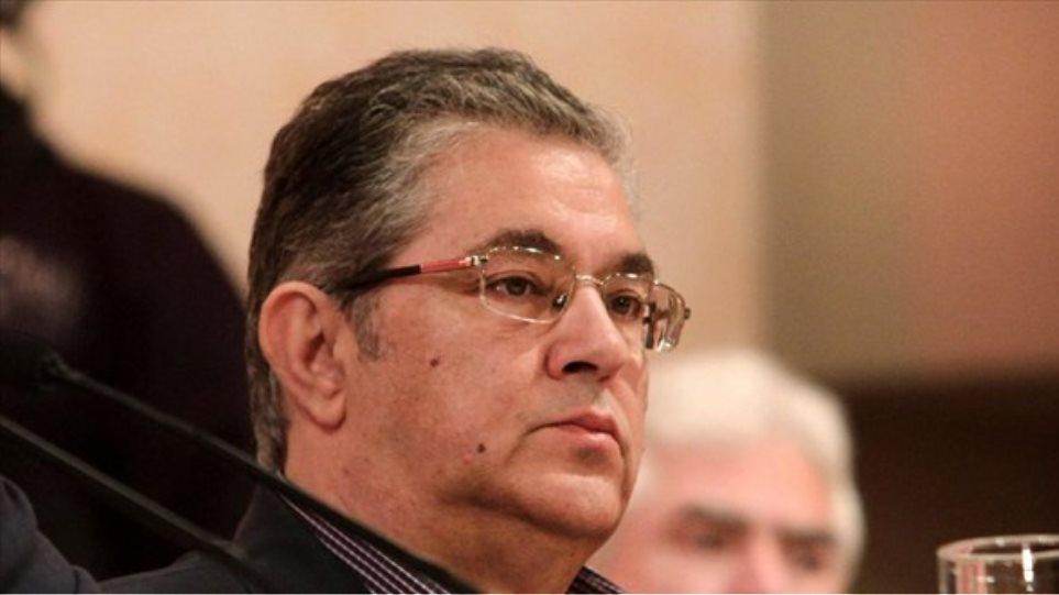 Κουτσούμπας κατά ΣΥΡΙΖΑ για Φλωράκη: Προσπαθούν να σφετεριστούν τη μνήμη του