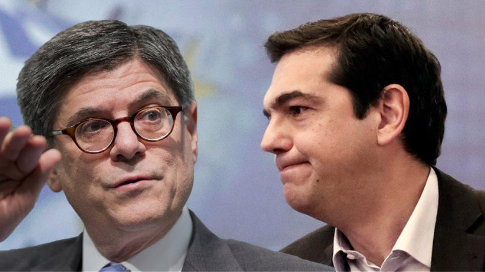 Ο Τσίπρας είπε στον Λιου ότι δεν μπορούμε να πληρώσουμε το ΔΝΤ τον Ιούνιο