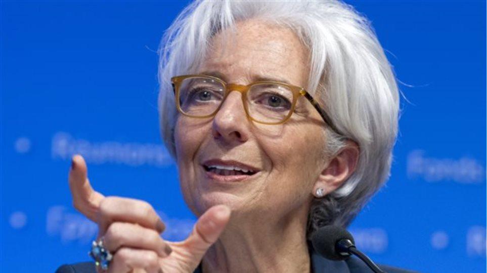 Σάλος με το «Grexit» της Λαγκάρντ: Το είπε ή δεν το είπε;