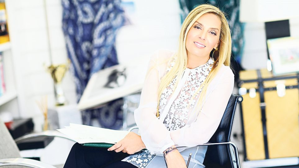 8ff3dcc22d4 Έλενα Μακρή-Λυμπέρη: Δεν θα γίνω Βασιλάκης Καΐλας για να σταματήσω  κακόβουλα σχόλια