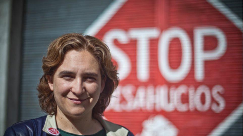 Η «αγανακτισμένη» δήμαρχος της Βαρκελώνης διώχνει τους τουρίστες