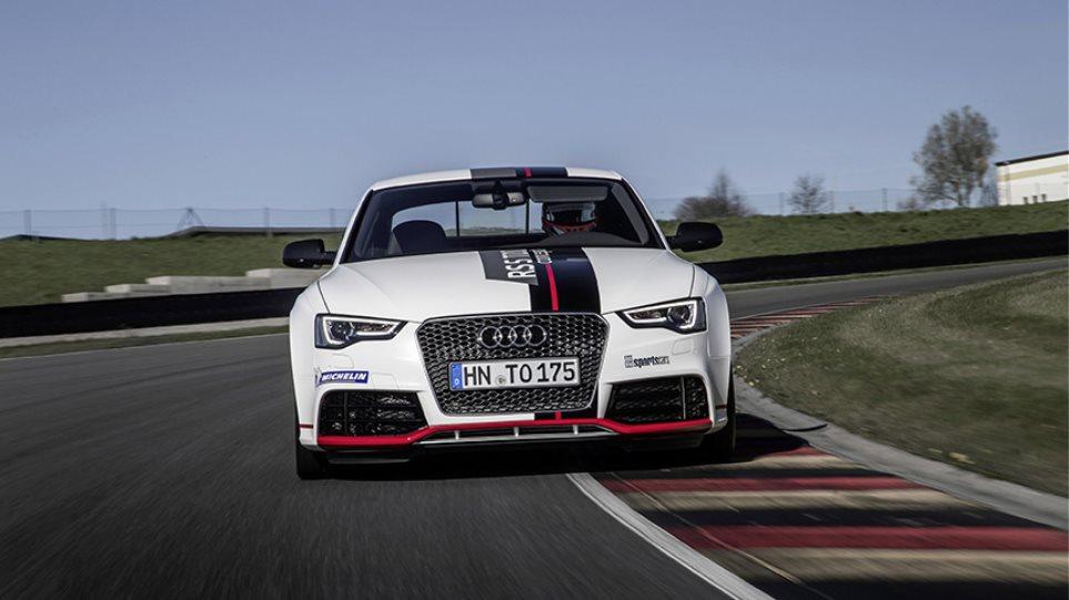 Ρεκόρ πίστας για diesel από την Audi