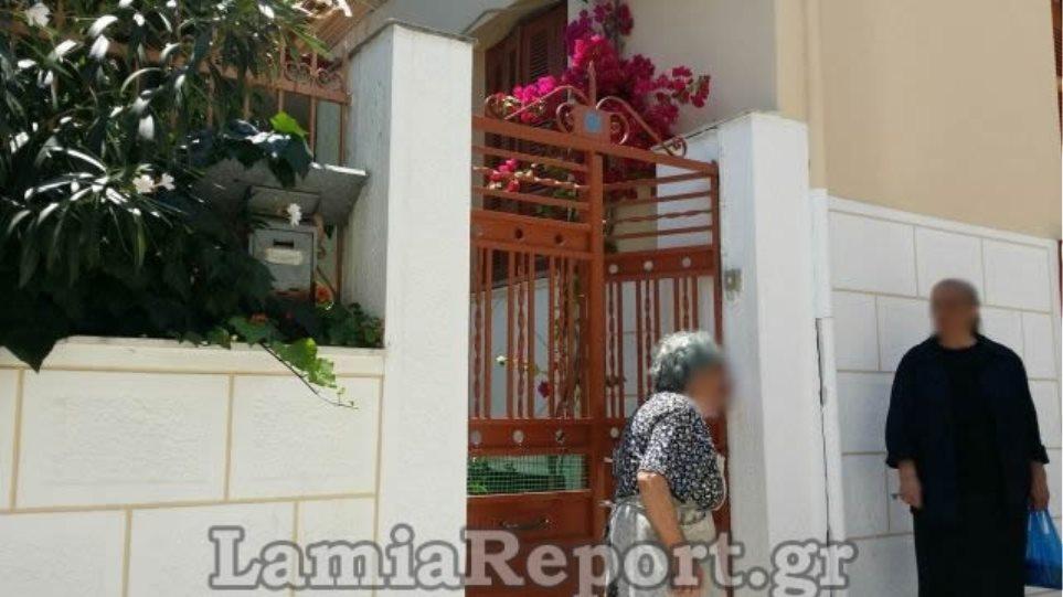 Λαμία: Η γιαγιά κλείδωσε τους κλέφτες στην αυλή!