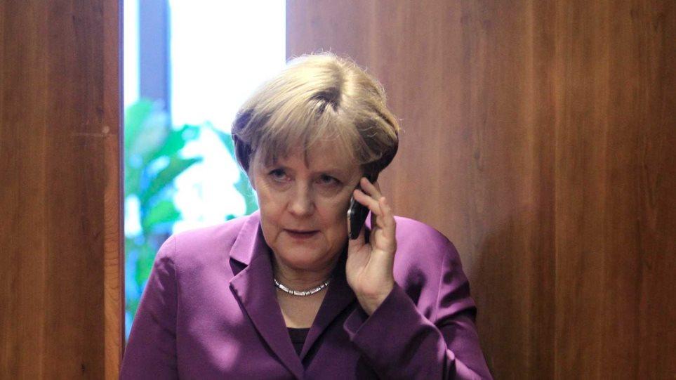 Μέρκελ: Απαιτείται θέληση από όλες τις πλευρές για να επιλυθεί το ελληνικό ζήτημα