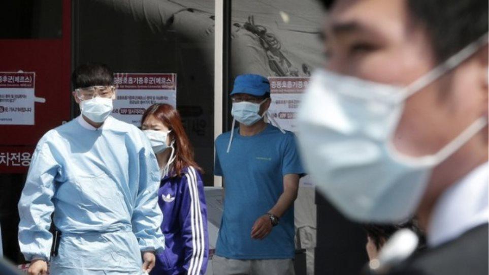 Ν. Κορέα: Αυξάνονται τα κρούσματα του ιού MERS