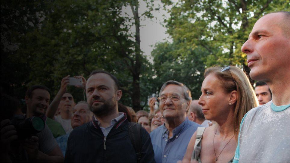 Βαρουφάκης: Ελπίζω ΕΕ και ΔΝΤ να μπλοφάρουν για το Grexit