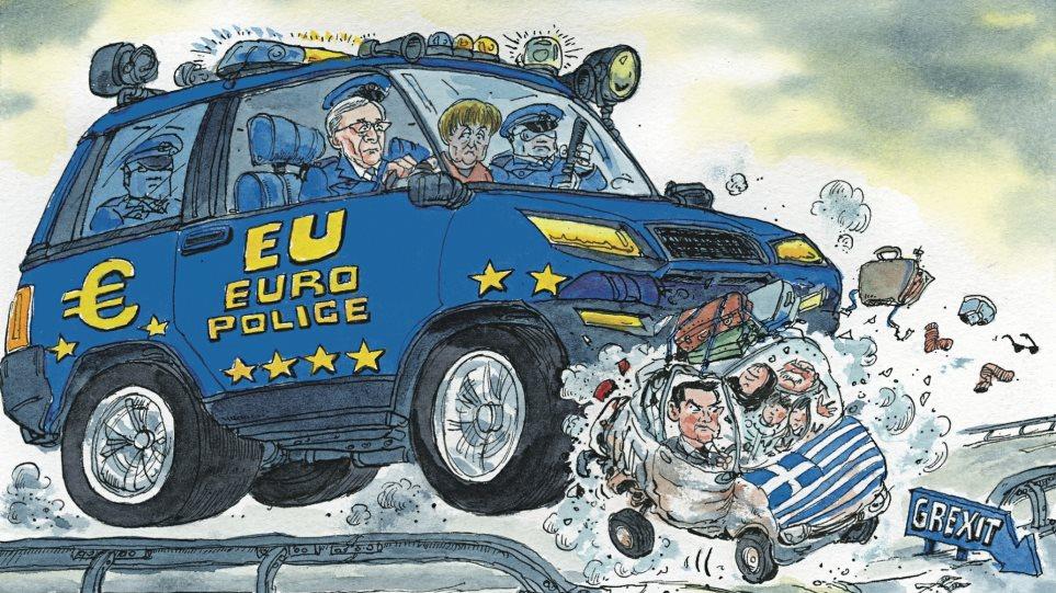 Guardian: Επιτέλους, τέλος παιχνιδιού για την Ελλάδα