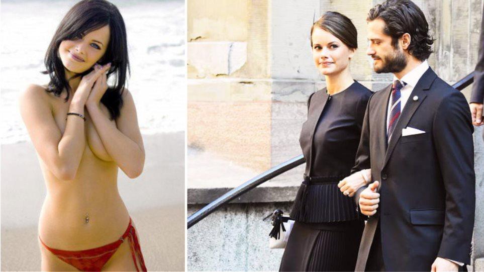 Δείτε το topless μοντέλο με τα τατουάζ που έγινε πριγκίπισσα της Σουηδίας