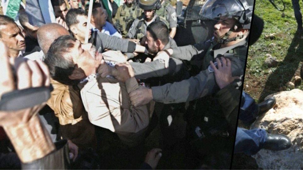 Ένας Παλαιστίνιος σκοτώθηκε από Ισραηλινούς στρατιώτες