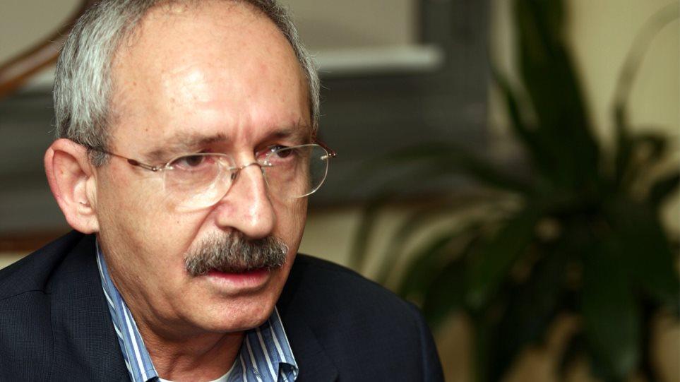 Τουρκία: Με τα άλλα κόμματα της αντιπολίτευσης θέλει να κυβερνήσει ο ηγέτης του Λαϊκού Κόμματος