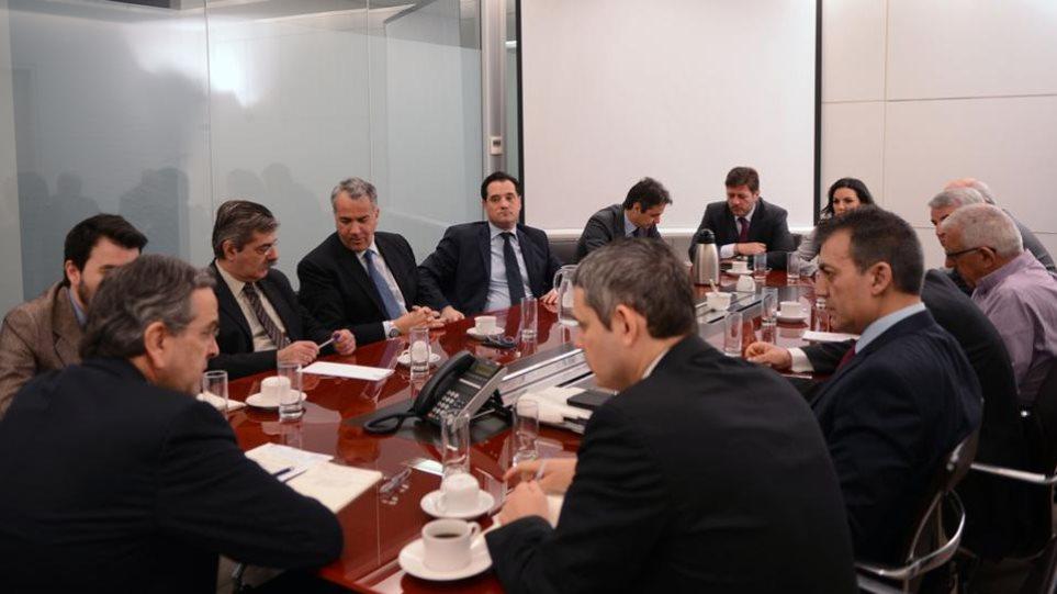 Συνεδριάζει εκτάκτως την Τρίτη το άτυπο Πολιτικό Συμβούλιο της Ν.Δ.