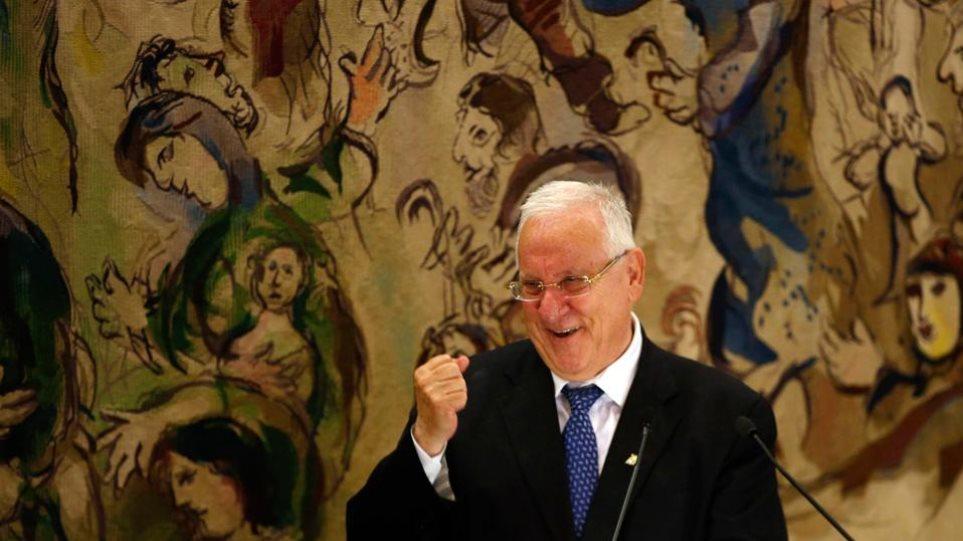 Με τον πρόεδρο του Ισραήλ συναντήθηκε ο Νίκος Αναστασιάδης