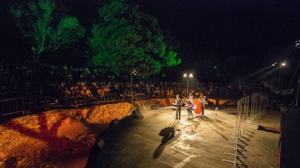 Το Samos Young Artists Festival κάνει τον μουσικό γύρο του κόσμου