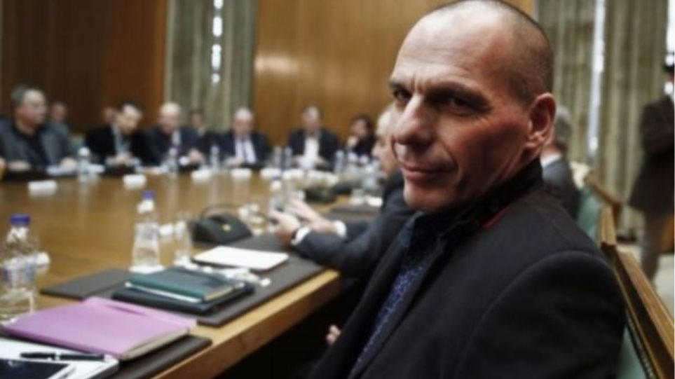 Η κυβέρνηση αγωνιά αλλά ο Βαρουφάκης βλέπει ...«Σήμερα, μια πολύ ωραία μέρα»