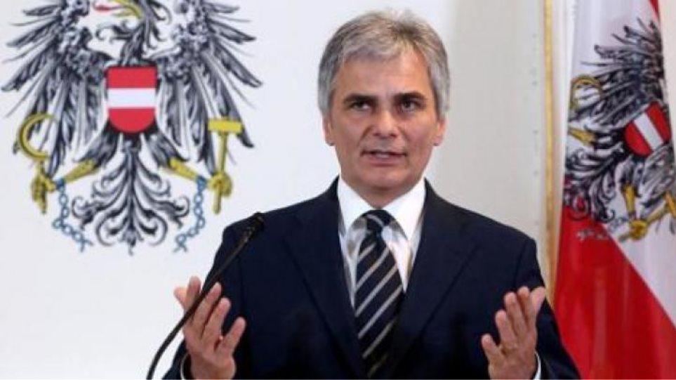 Βέρνερ Φάιμαν: Να σταματήσει η καταστροφολογία και να δοθεί προοπτική στην Ελλάδα
