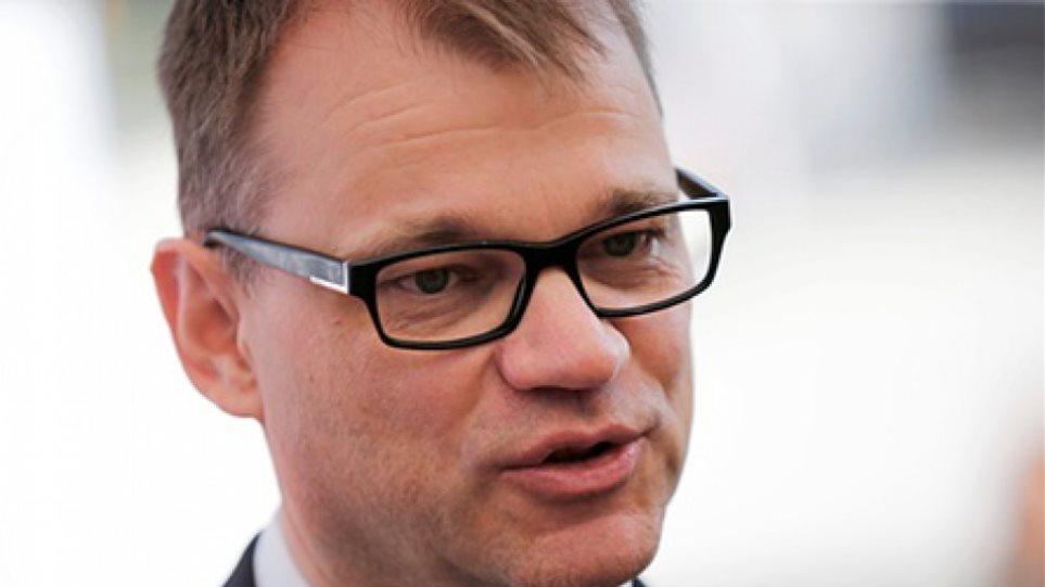 Φινλανδός πρωθυπουργός: «Θαύμα» μια συμφωνία για την Ελλάδα ως τα τέλη του μήνα