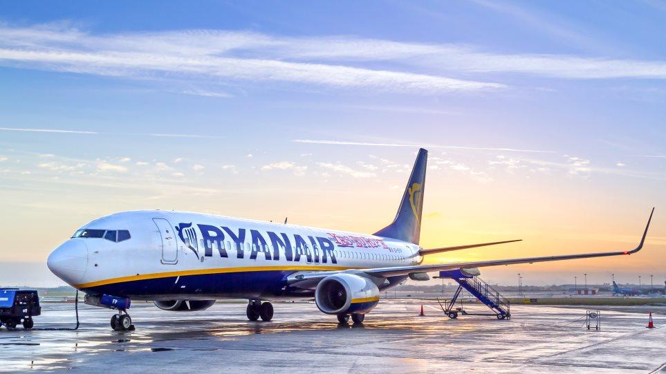 Ryanair: «Έκοψε» στους Έλληνες την πληρωμή εισιτηρίων με πιστωτικές κάρτες