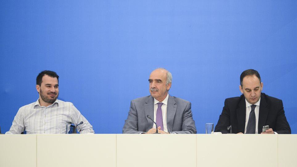 ΝΔ: «Συμφωνία τώρα για το ευρώ και την Ευρώπη»