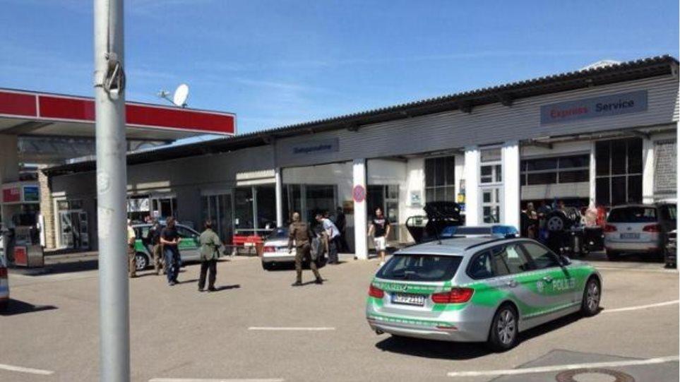 Μακελειό στη Γερμανία: Άγνωστος άνοιξε πυρ κατά πολιτών σκοτώνοντας δυο άτομα