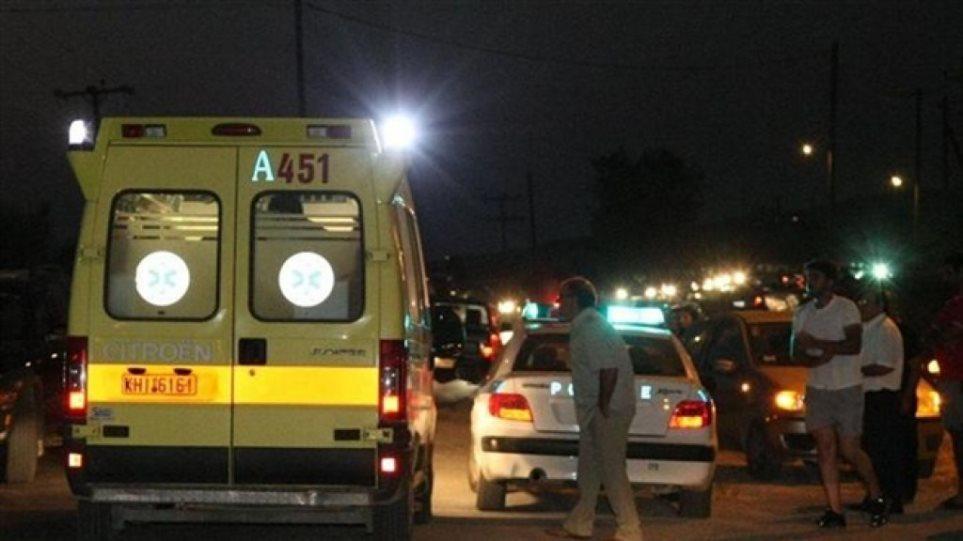 Βόλος: Νεκρός 37χρονος αστυνομικός σε τροχαίο