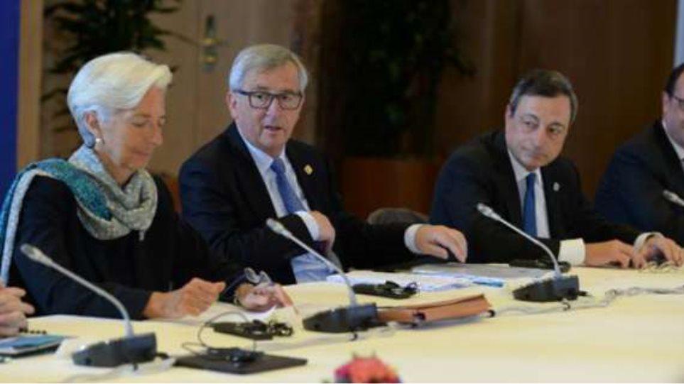 Οι δανειστές εισηγούνται απόψε στο Eurogroup αποδοχή ή απόρριψη των ελληνικών προτάσεων