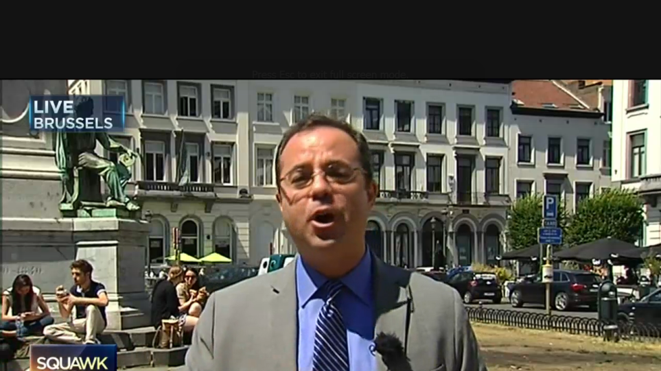 Σπίγκελ σε CNBC: Δεν νομίζω ότι οι ελληνικές προτάσεις θα ικανοποιήσουν τους δανειστές