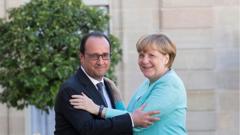 BloombergView: Η Γαλλία παίρνει - επιτέλους - θέση υπέρ της Ελλάδας