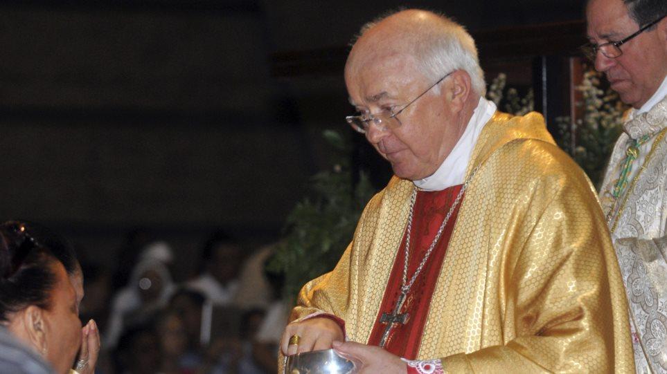 Βατικανό: Αναβλήθηκε η δίκη του πρώην αρχιεπισκόπου και πρεσβευτή του πάπα, Γιόζεφ Βεσελόφσκι