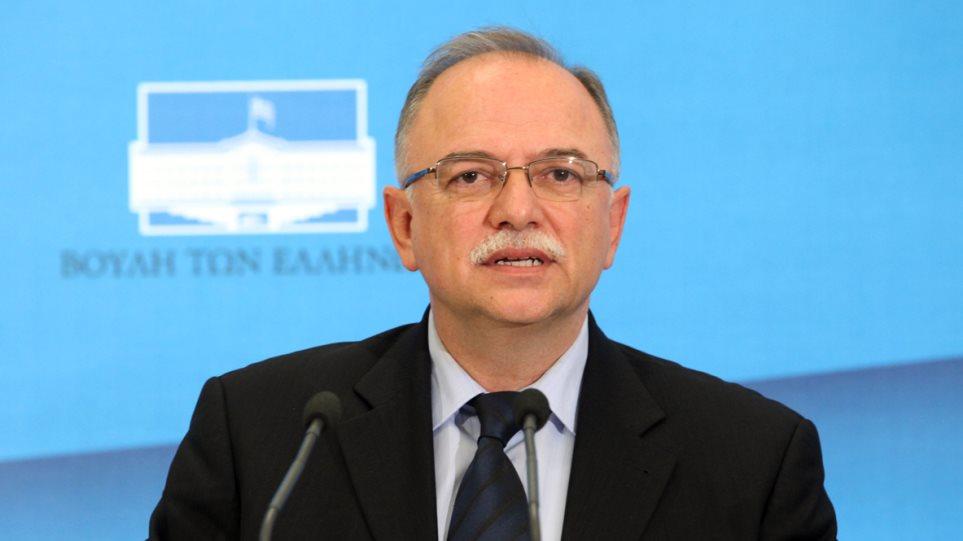 Παπαδημούλης: «Να γίνει πράξη η εντολή για λύση εντός ευρώ»