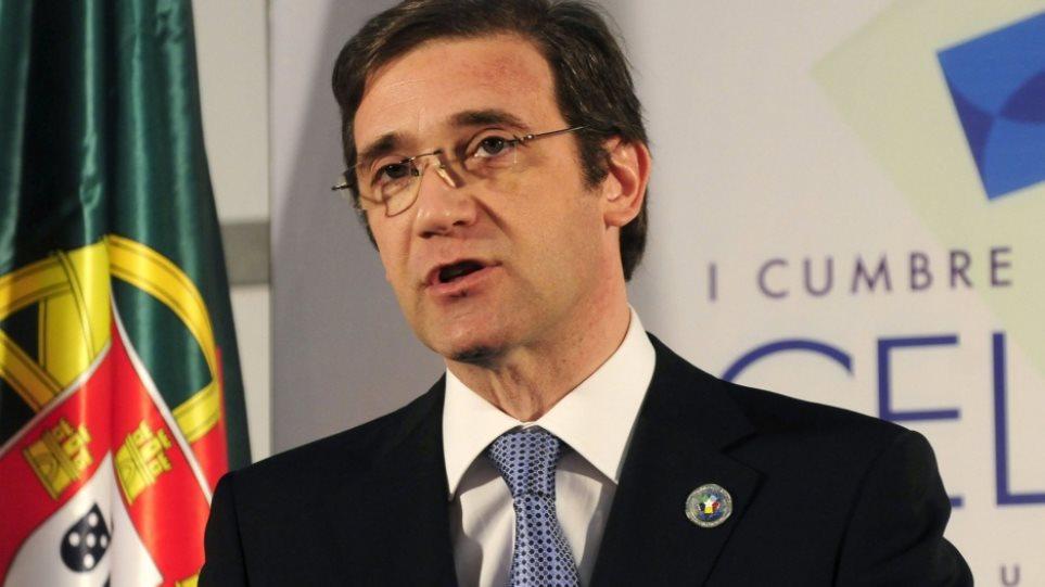 Πορτογαλία: Όχι σε διαγραφή του ελληνικού χρέους - Ναι σε αναδιάρθρωσή του