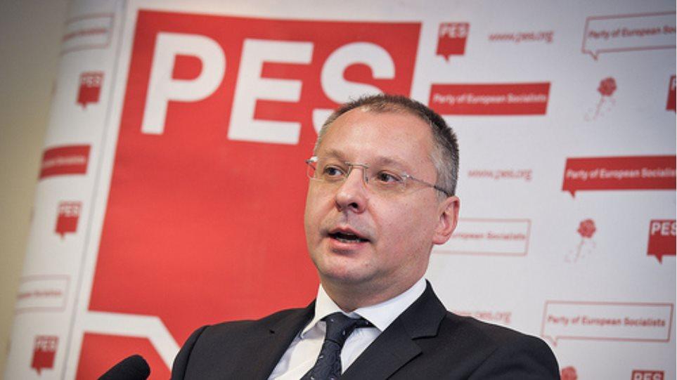 Στάνισεφ: «Ώρα για ενότητα, ώρα για συμφωνία»