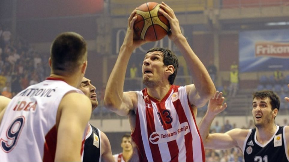 Μαριάνοβιτς: «Απίστευτη ομάδα οι Σπερς, όνειρο το ΝΒΑ»