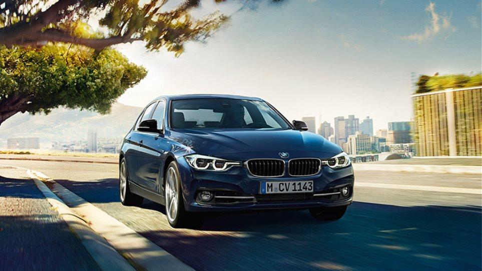 Στην Ελλάδα η ανανεωμένη BMW Σειρά 3 (τιμές)
