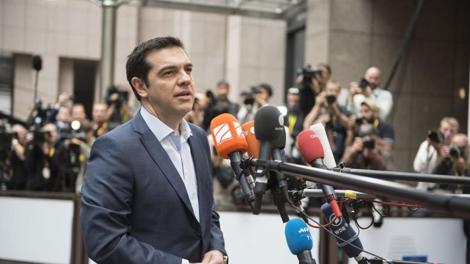 Τσίπρας: Μπορούμε να φτάσουμε σε συμφωνία αν το θέλουν όλες οι πλευρές