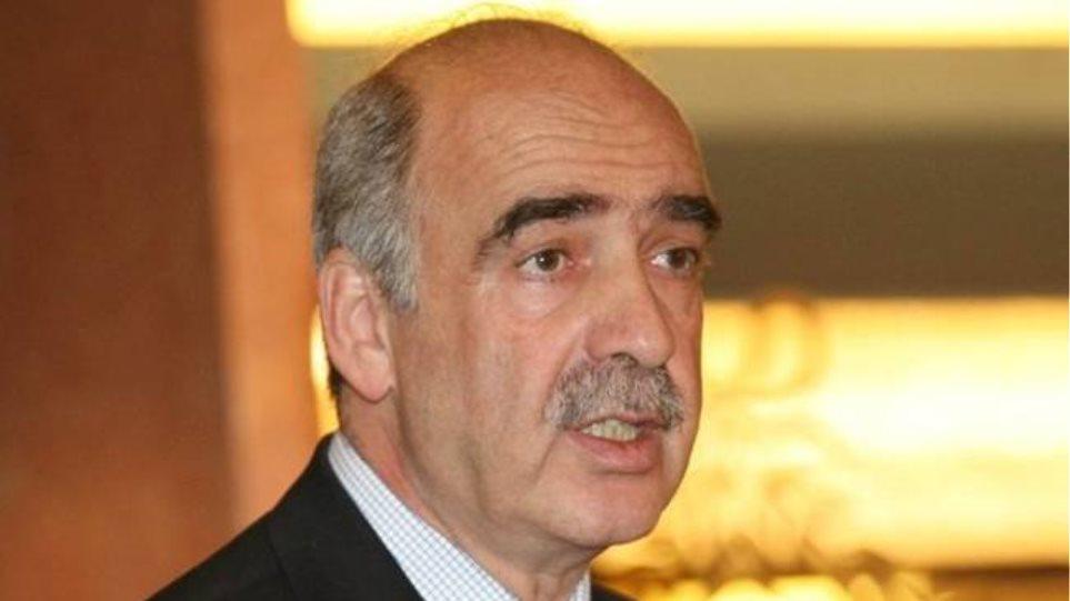Μεϊμαράκης: Με την επιλογή της συμφωνίας η Ελλάδα πήρε ανάσα