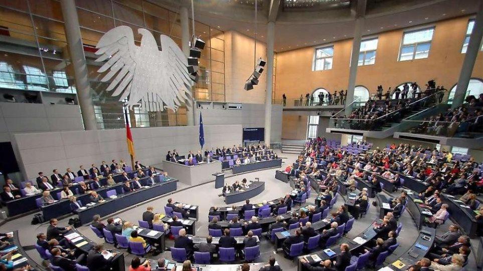 Ψηφίζει αύριο η γερμανική βουλή για το μνημόνιο