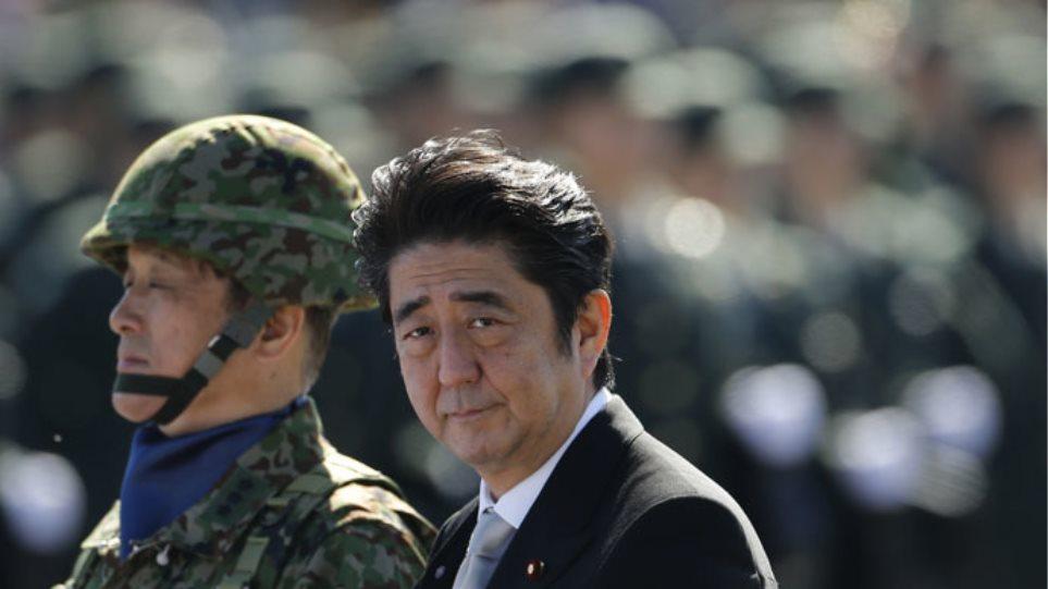 Ιαπωνία: Ψηφίστηκε από την Κάτω Βουλή το στρατιωτικό νομοσχέδιο