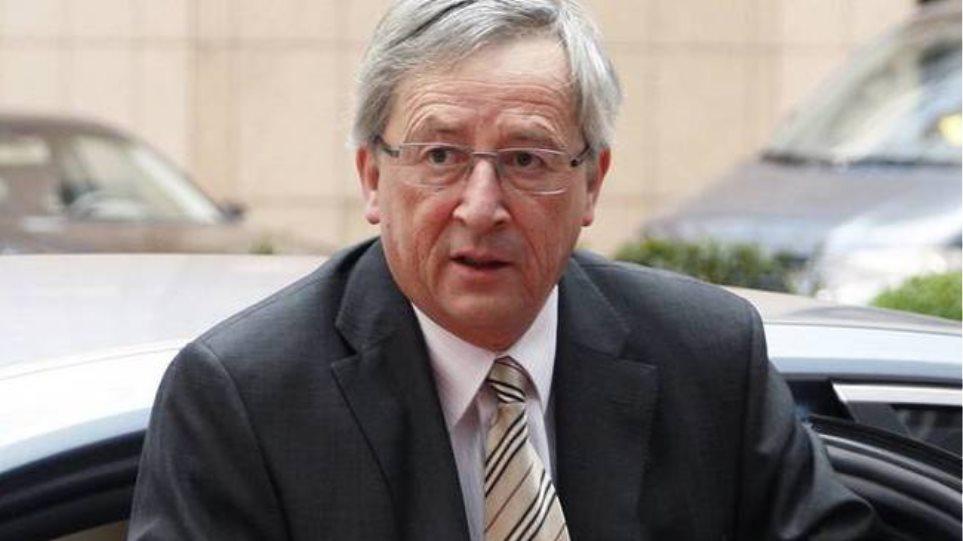 Γιούνκερ: Τόσα χρόνια διαπραγματεύσεων με την Ελλάδα, θα έπρεπε να μιλάω ελληνικά